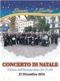 Concerto di Natale della Banda Baffigi
